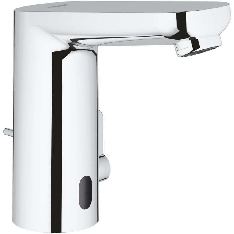 Grohe Eurosmart Cosmopolitan E Infra-Red Tap with Mixing. Battery