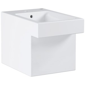 Grohe Cube Ceramic PureGuard Floor Standing Bidet 39487