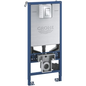 Grohe Rapid SLX 3-In-1 WC Frame 1.13m Installation Height