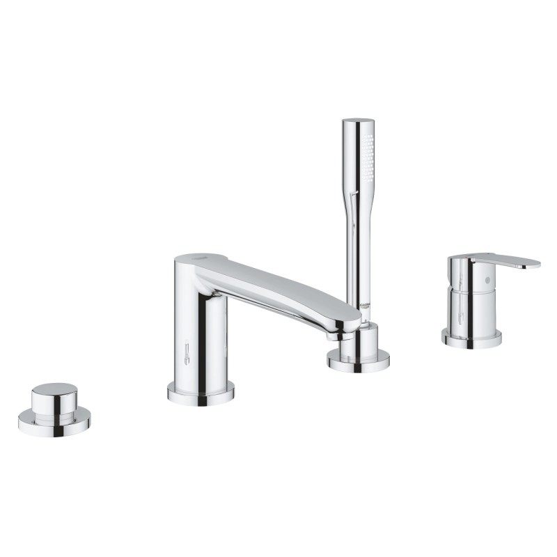 Grohe Eurostyle Cosmopolitan 4 Hole Bath Combination 23048