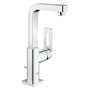 """Grohe Quadra Mono Basin Mixer with Pop-Up Waste 1/2"""" Large 23297"""