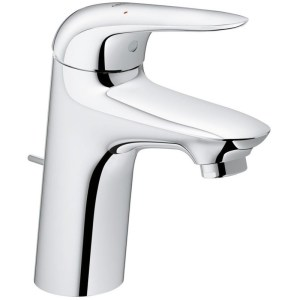 """Grohe Eurostyle Basin Mixer with Pop Up Waste 1/2"""" S-Size 23712"""