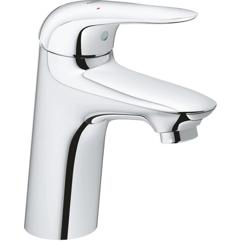 Grohe Eurostyle Basin Mixer Smooth Body S-Size 23716
