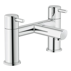 """Grohe Concetto Two-Handled Bath Filler 1/2"""" 25102"""