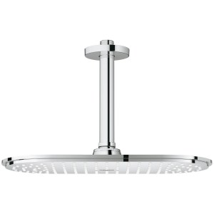 Grohe Rainshower Veris 300 Head Shower Set Ceiling 142mm 26059
