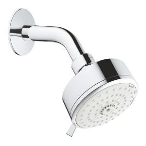 Grohe Tempesta Cosmopolitan 100 Head Shower Set 3 Sprays 26090