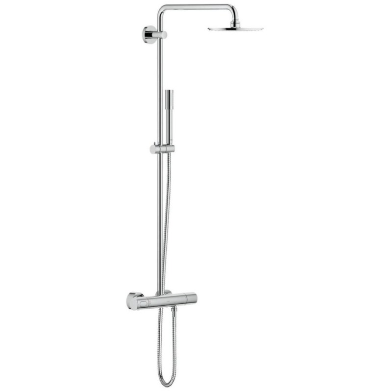 Grohe Rainshower 210 Thermostatic Wall Shower System 27032