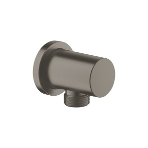 Grohe Rainshower Shower Outlet Elbow 27057 Brushed Hard Graphite