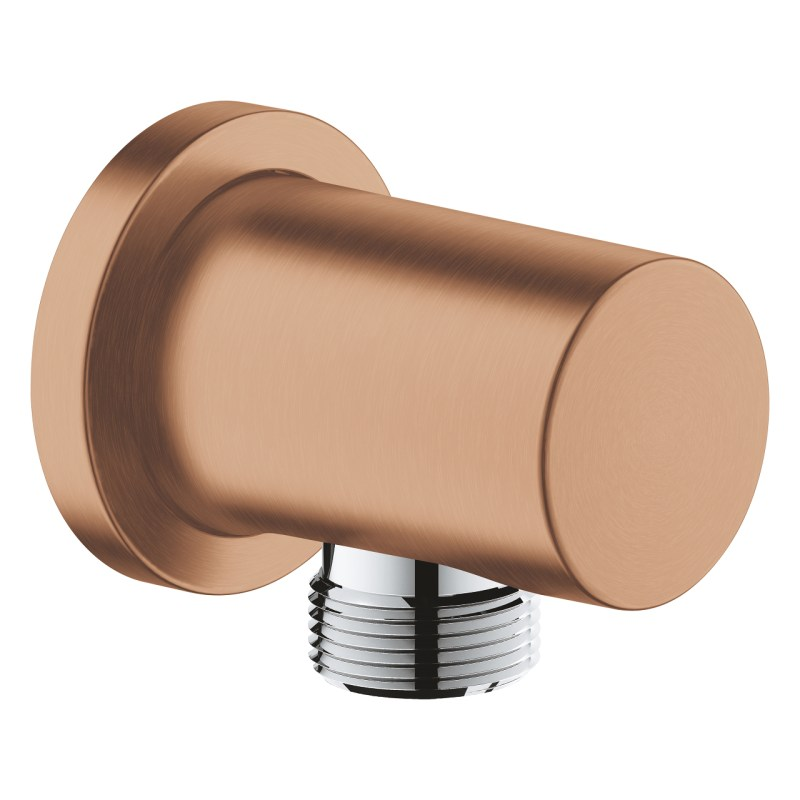 Grohe Rainshower Outlet Elbow 27057 Brushed Sunset