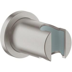 Grohe Rainshower Wall Hand Shower Holder 27074 Supersteel