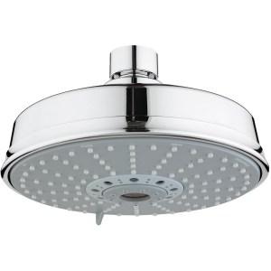 Grohe Rainshower Rustic 160 Head Shower 4 Sprays 27128