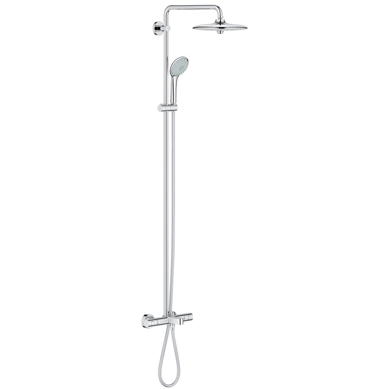 Grohe Euphoria 260 Thermostatic Bath Shower System 27475