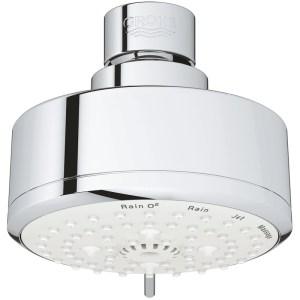 Grohe Tempesta Cosmopolitan 100 Head Shower 4 Sprays 27591