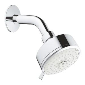 Grohe Tempesta Cosmopolitan 100 Head Shower 4 Sprays 27869