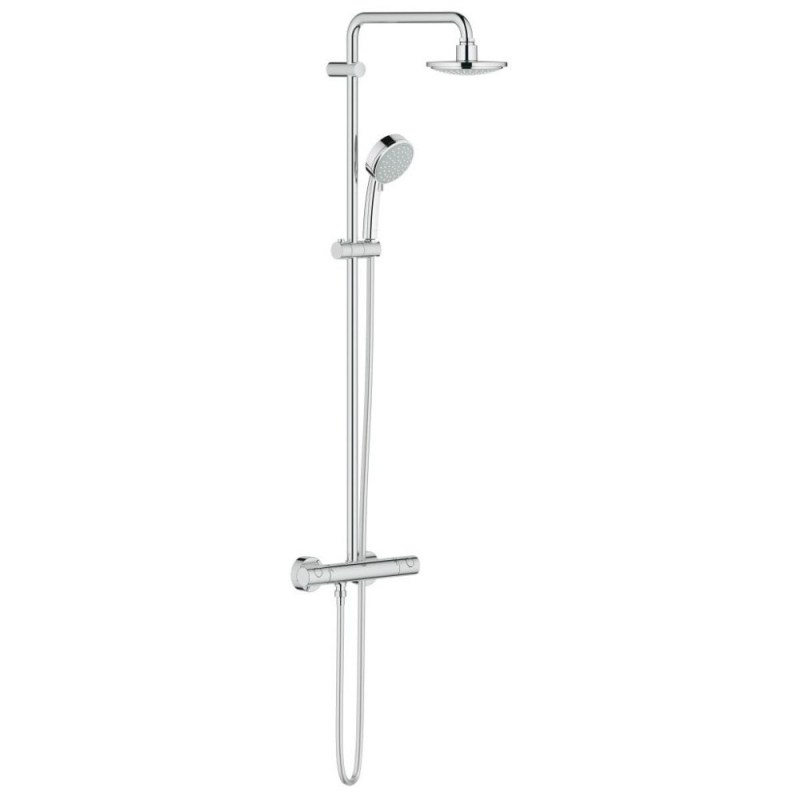 Grohe Tempesta Cosmopolitan 160 Thermostatic Shower System 27922