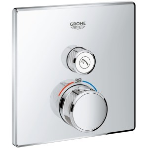 Grohe Smartcontrol Thermostat with One Valve 29123