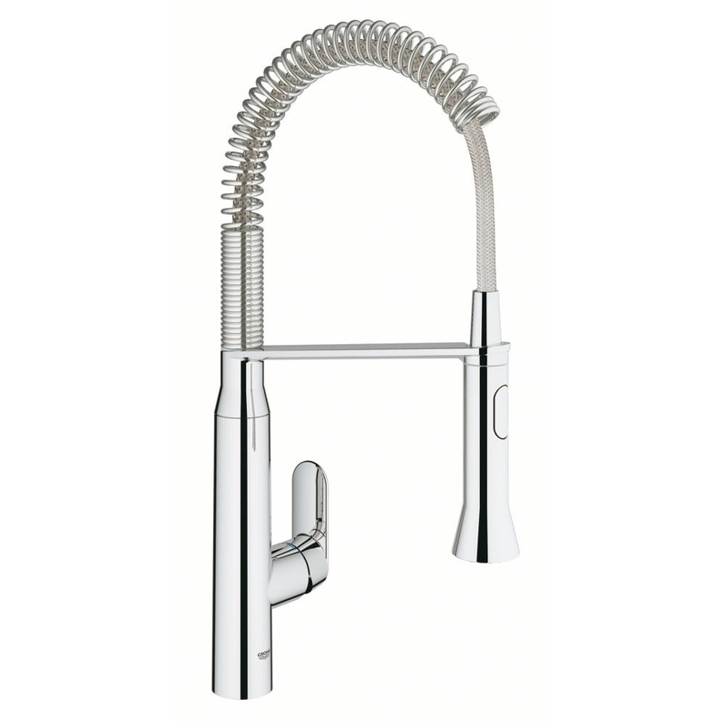 """Grohe K7 Footcontrol Electronic Sink Mixer 1/2"""" 30312"""