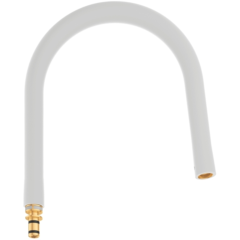 Grohe Essence Grohflexx Kitchen Hose 30321 Sheer Marble