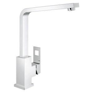 "Grohe Eurocube High Spout Sink Mixer 1/2"" 31255"
