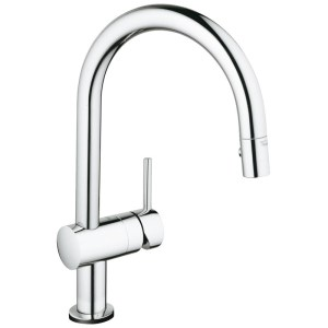 """Grohe Minta Touch Electronic Single-Lever Sink Mixer 1/2"""" 31358"""