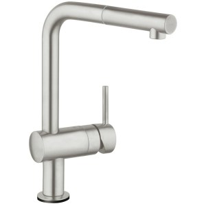 """Grohe Minta Touch Electronic Sink Mixer 1/2"""" 31360 Supersteel"""