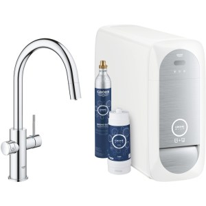 Grohe Blue Home C-Spout Duo with Pull Out 31541
