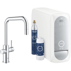Grohe Blue Home U-Spout Duo with Pull Out31543
