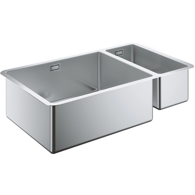 Grohe K700 Undermount Stainless Steel Sink 1.5 Bowl 31575