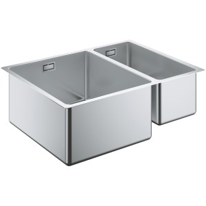 Grohe K700 Undermount Stainless Steel Sink 1.5 Bowl 31577