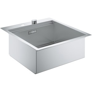 Grohe K800 60-S 51.8/56 1.0 Stainless Steel Sink 31583