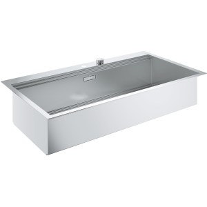 Grohe K800 120-S 102.4/56 1.0 Stainless Steel Sink 31586