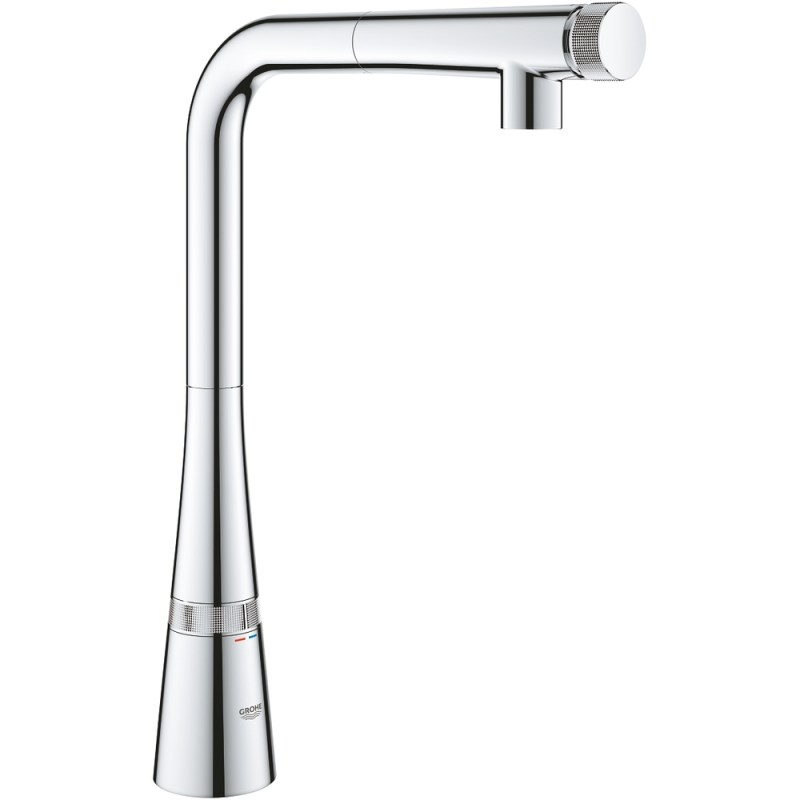 Grohe Zedra SmartControl Sink Mixer with Pull Out 31593