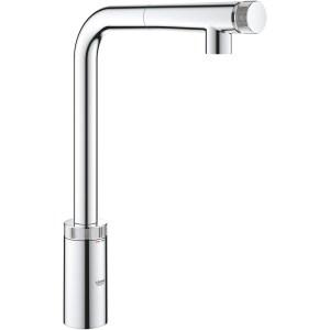 Grohe Minta SmartControl Pullout Spout Sink Mixer 31613