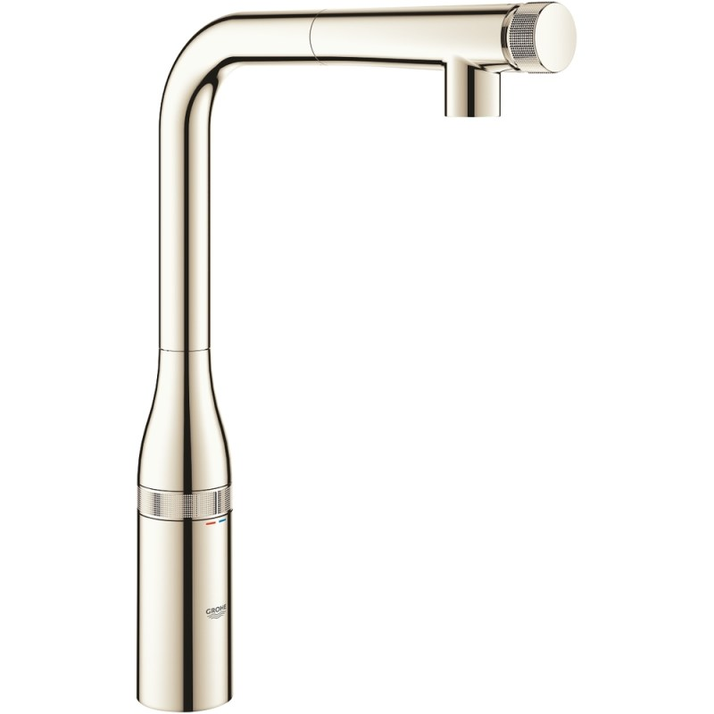 Grohe Essence SmartControl Sink Mixer 31615 Polished Nickel