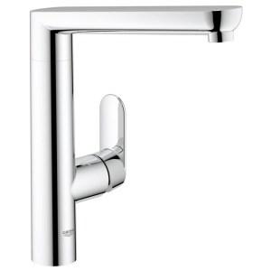 """Grohe K7 Mono Sink Mixer 1/2"""" 32175 Chrome"""