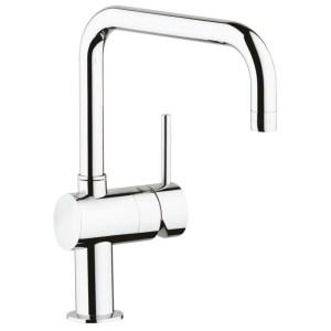 """Grohe Minta Mono Sink Mixer 1/2"""" 32488 Chrome"""