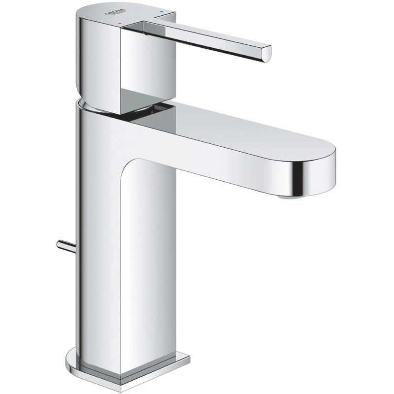 Grohe Plus Basin Mixer for Low Water Pressure S-Size 32612