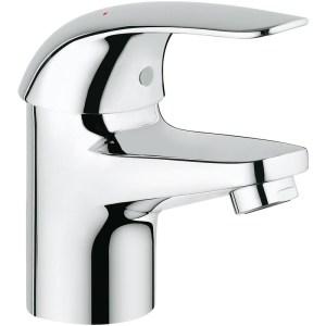 """Grohe Euroeco Basin Mixer 1/2"""" S-Size 32734"""