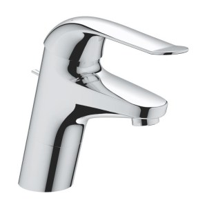 """Grohe Euroeco Special Basin Mixer with Pop-Up Waste 1/2"""" 32766"""