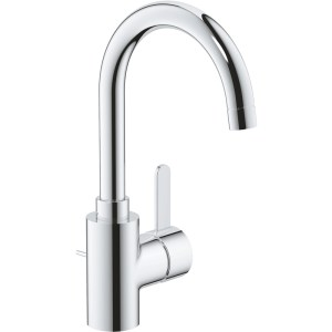 Grohe Eurosmart Cosmopolitan Basin Mixer with Pop Up Waste L-Size 32830