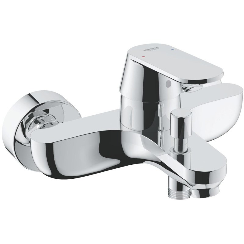 "Grohe Eurosmart Cosmopolitan Wall Bath/Shower Mixer 1/2"" 32831"