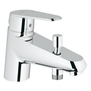"Grohe Eurodisc Cosmopolitan Bath/Shower Mixer 1/2"" 33192"