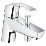"Grohe Eurosmart  Single-Lever Bath/Shower Mixer 1/2"" 33412"