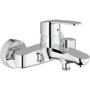 "Grohe Eurostyle Cosmopolitan Wall Bath/Shower Mixer 1/2"" 33591"