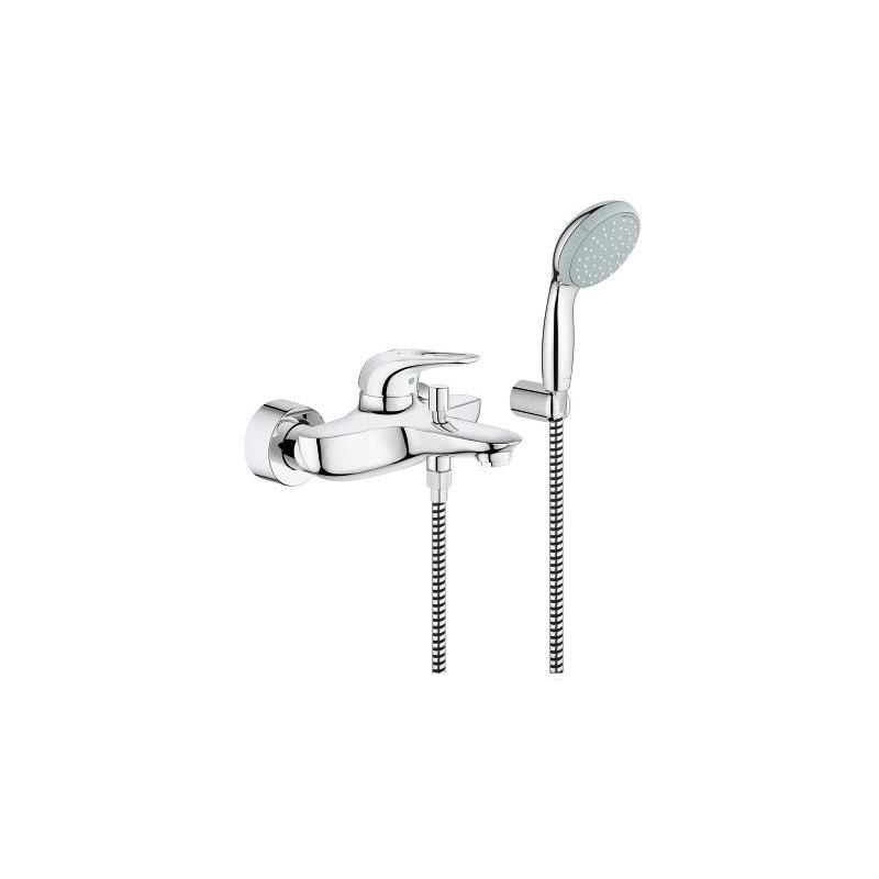 Grohe Eurostyle Single-Lever Bath/Shower Mixer Tap 33592