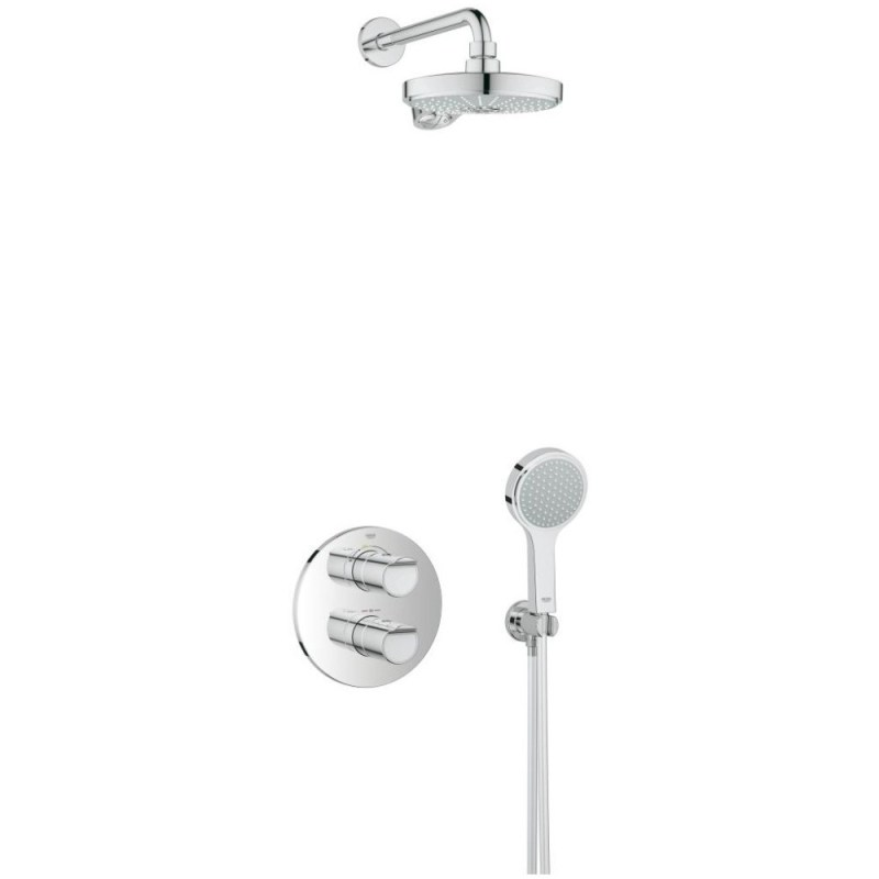 Grohe Grohtherm 2000 Concealed Shower System 34283
