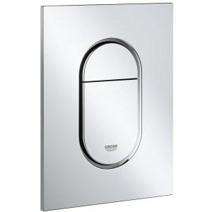 Grohe Arena Cosmopolitan S Dual Flush Plate 37624