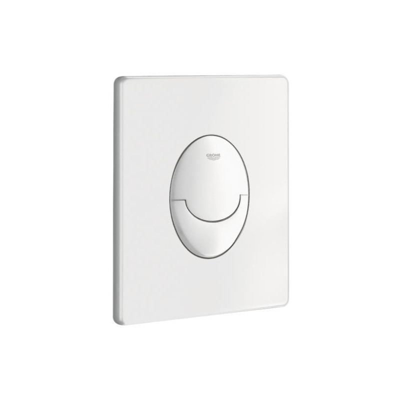 Grohe Skate Air WC Wall Plate 38505 Alpine White