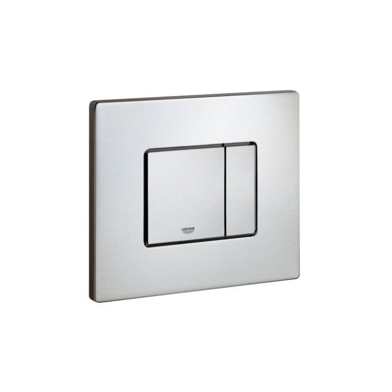 Grohe Skate Cosmopolitan Wall Plate 38776 Stainless Steel