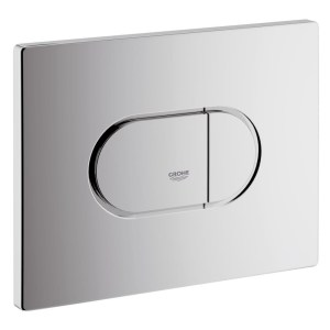 Grohe Arena Cosmopolitan WC Wall Plate 38858 Chrome